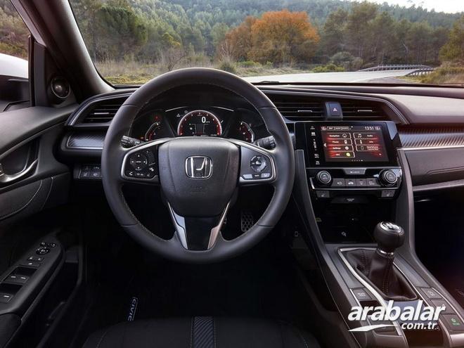 2017 Honda Civic Hb 1 5 Sport Cvt Arabalar Com Tr