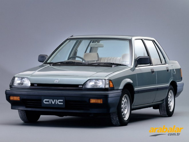 1987 Honda Civic 1.4 L