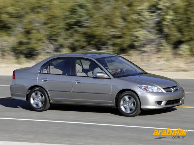2005 Honda Civic Sedan 1.6 ES