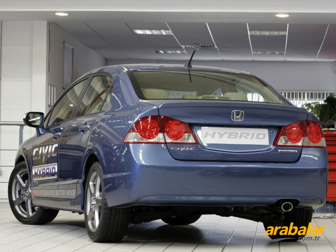 2008 Honda Civic 1.8 Executive Otomatik