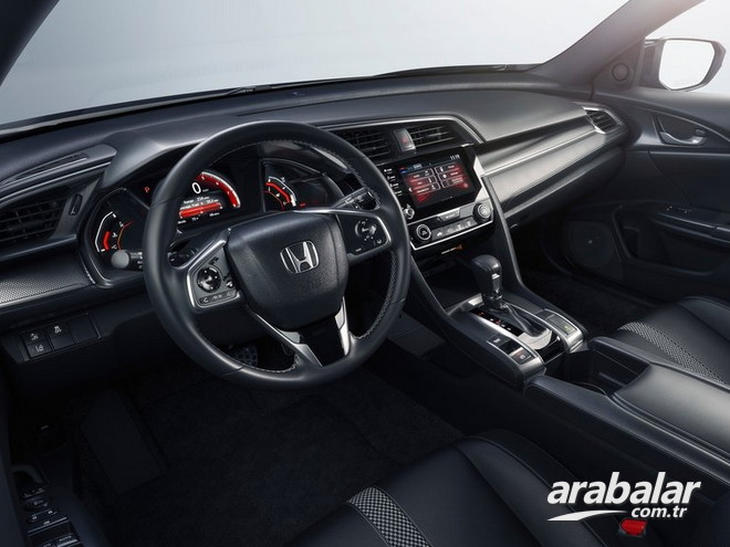 2019 Honda Civic Yeni 1.5 Executive Plus CVT