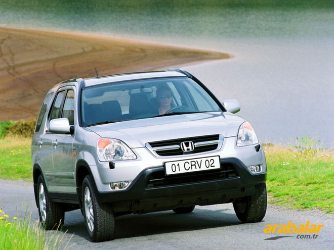 2006 Honda CR-V 2.2i CTDI Executive