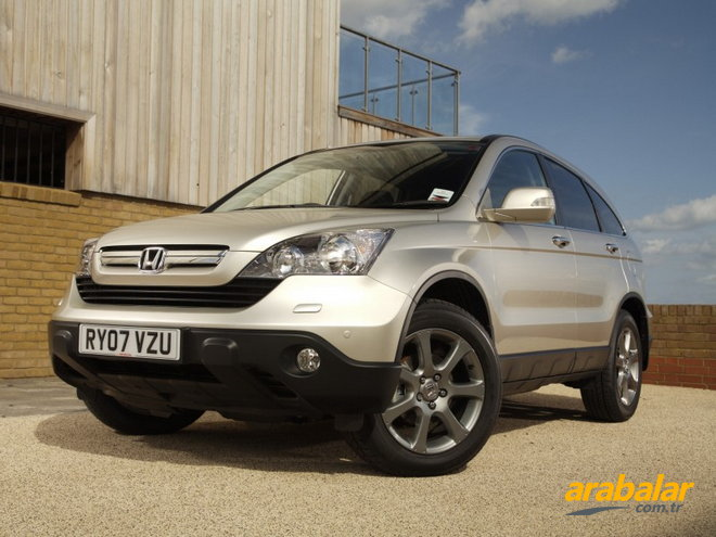 2009 Honda CR-V 2.0i Executive