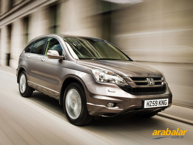 2010 Honda CR-V 2.0i Executive 150 HP