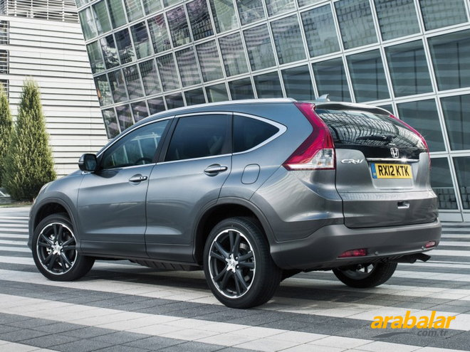 2014 Honda CR-V 1.6 i-DTEC Dream