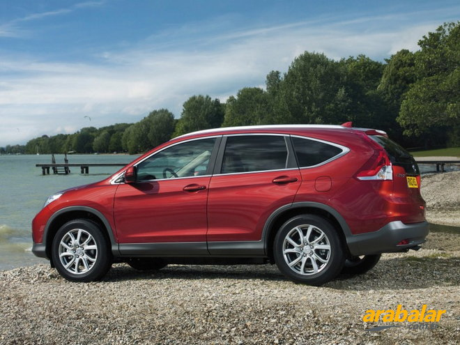 2013 Honda CR-V 2.2i CTDI Executive Otomatik