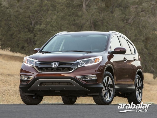 2018 Honda CR-V 1.6 i-DTEC Executive Plus AT