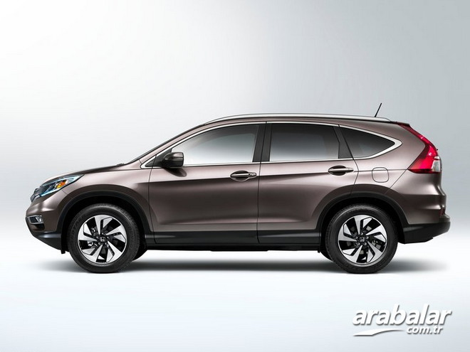 2016 Honda CR-V 1.6 i-DTEC Executive Plus AT