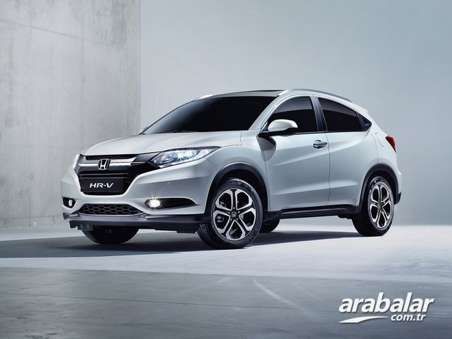 2016 Honda HR-V 1.5 Executive
