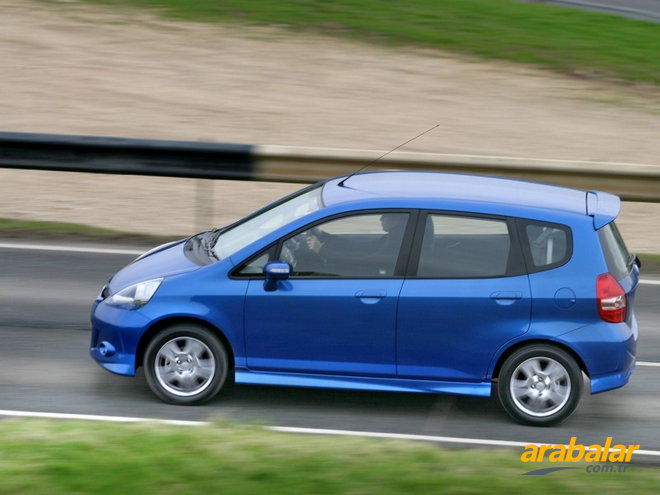 2008 Honda Jazz 1.4 ES Elite