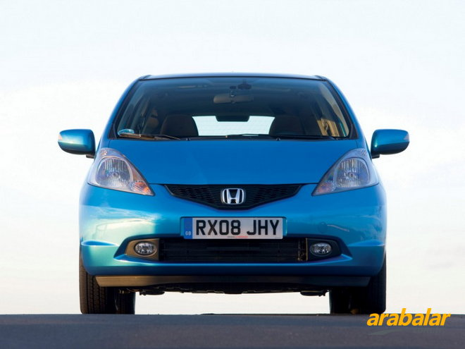 2009 Honda Jazz 1.4 Fun i-Shift