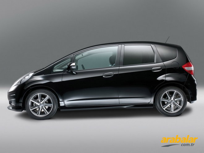 2012 Honda Jazz 1.4 Joy