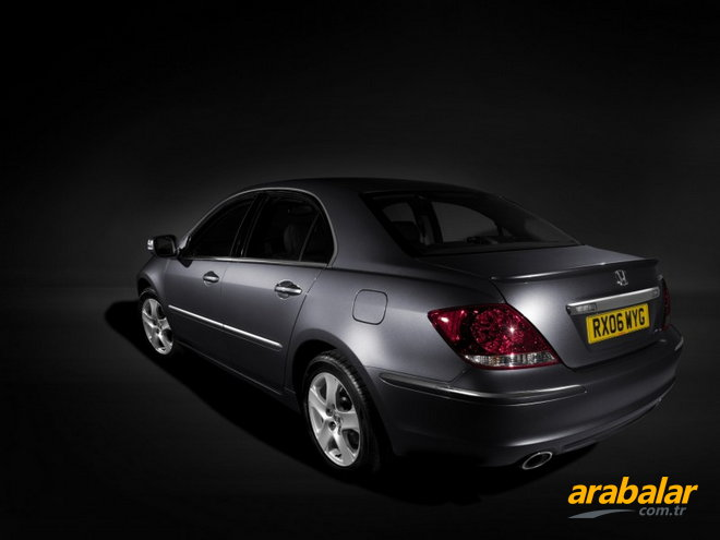 2008 Honda Legend 3.5