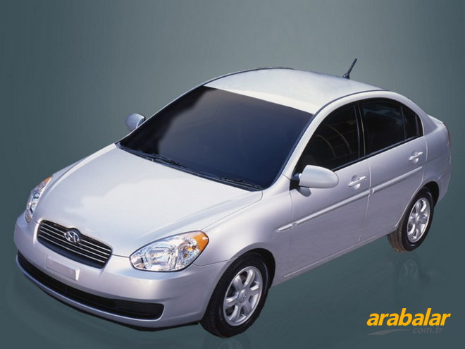 2006 Hyundai Accent Era 1.4 Select Otomatik