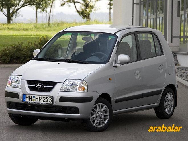 2008 hyundai atos prime 1 1 gls comfort 63 hp arabalar. Black Bedroom Furniture Sets. Home Design Ideas
