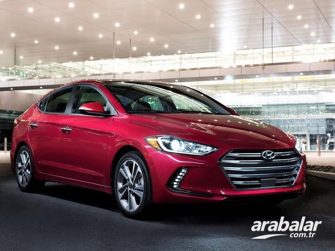 2016 Hyundai Elantra 1 6 Crdi Elite Dct Arabalar Com Tr