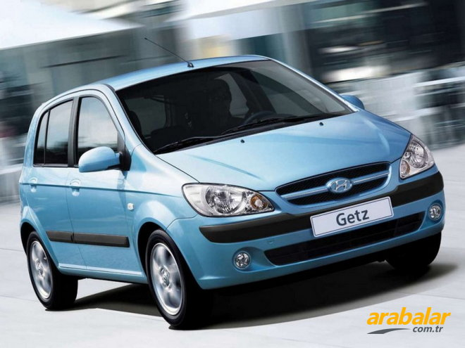 2009 Hyundai Getz 1.5 VGT Start