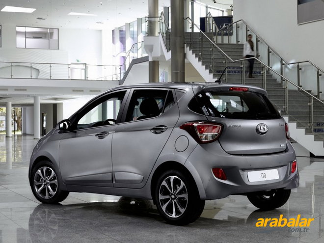 2016 Hyundai i10 1.2 Elite AT