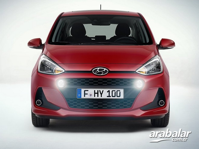 2017 Hyundai i10 1.2 Elite AT Navi Drive Pack