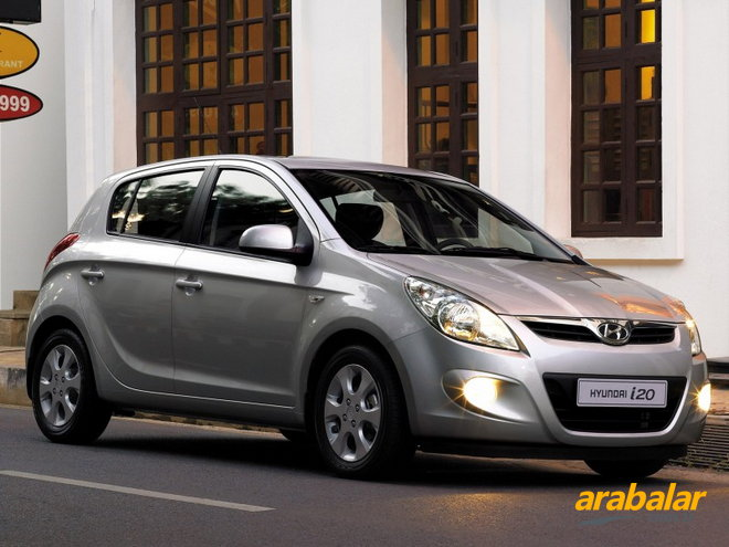2011 Hyundai i20 Troy 1.2 Start