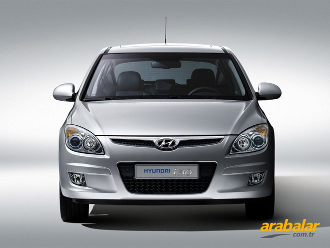 2010 Hyundai i30 1.6 CRDI Mode Plus