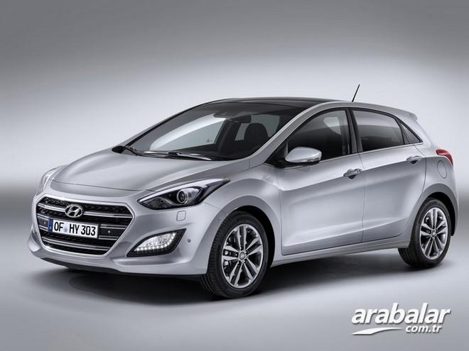 2015 Hyundai I30 16 Crdi Elite Dct Arabalarcomtr