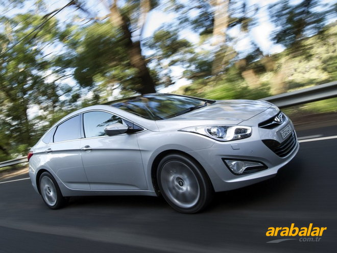2013 Hyundai i40 1.7 CRDI Executive Otomatik