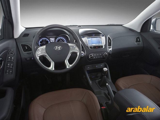 2015 Hyundai ix35 1.6 Elite AT