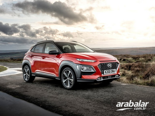 2018 Hyundai Kona 1.6 Elite Smart DCT