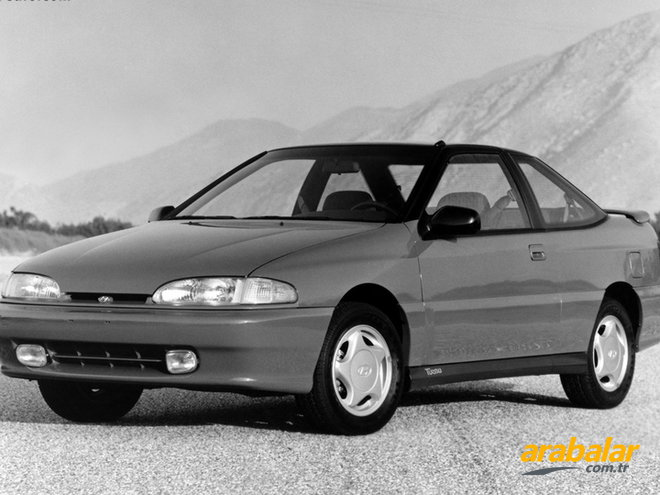 1994 Hyundai S-Coupe 1.5 GT