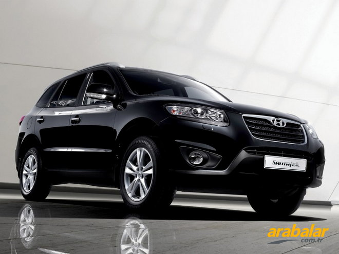 2011 Hyundai Santa Fe 2.2 R H-Matic Outdoor
