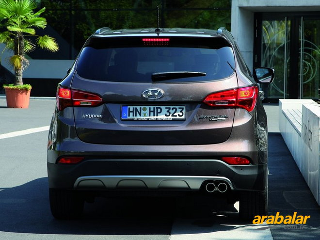 2016 Hyundai Santa Fe 2.0 CDRi Executive Shiftronic
