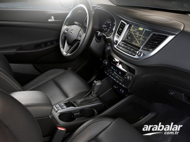 2015 Hyundai Tucson 2 0 Crdi Executive 4x4 At Arabalar