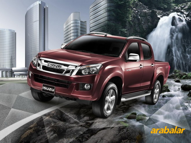 2013 Isuzu D-Max 2.5 4x4 V-Cross