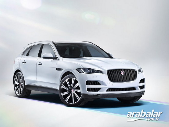 2016 Jaguar F-Pace 2.0 D Pure Plus