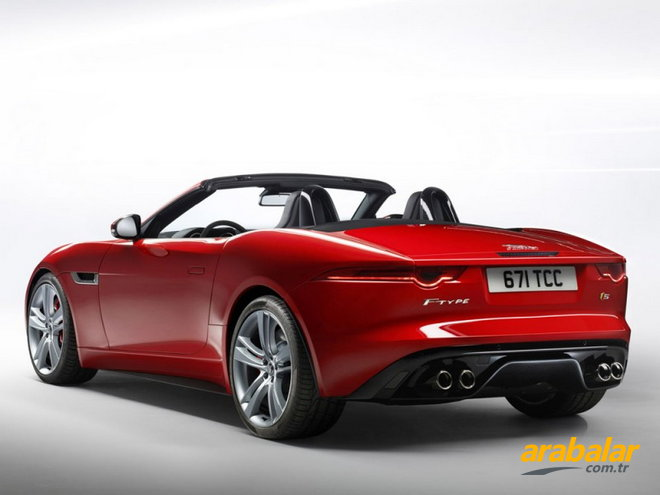 2013 Jaguar F-Type 5.0 SC S