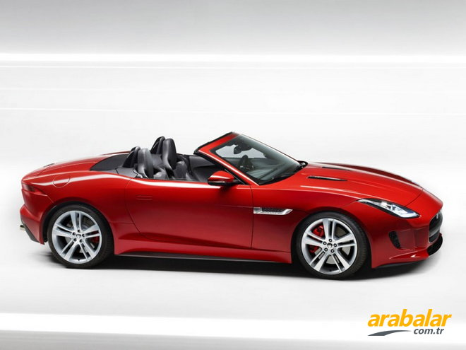 2014 Jaguar F-Type 5.0 SC S