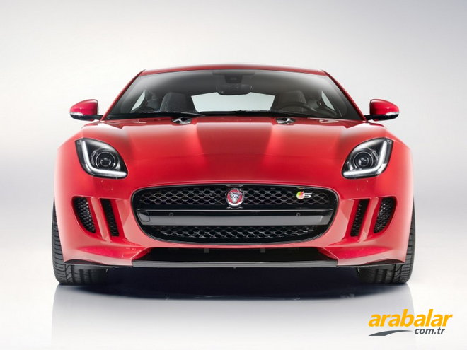 2014 Jaguar F-Type 3.0 SC S
