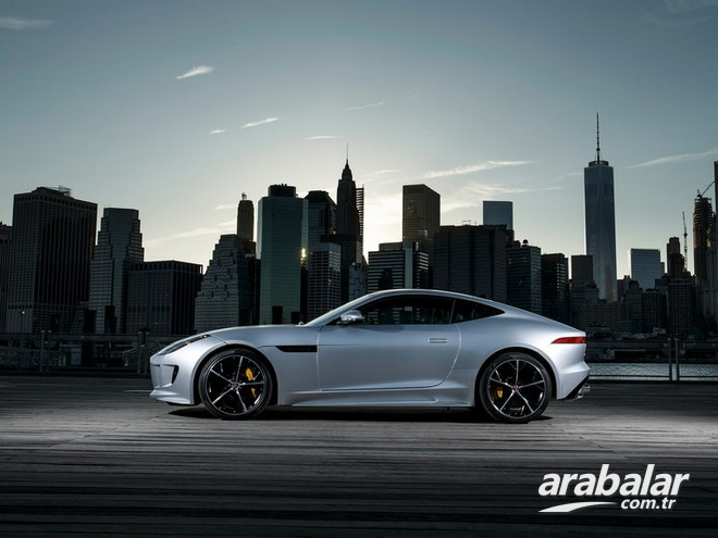 2017 Jaguar F-Type 3.0 S Coupe