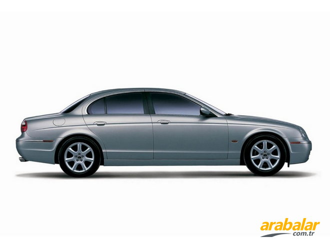 2007 Jaguar S-Type 2.7 D Executive