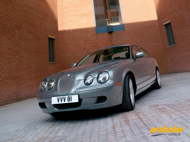 2005 Jaguar S-Type 2.5