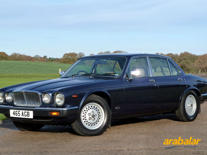 1998 Jaguar Sovereign 4.0 Long