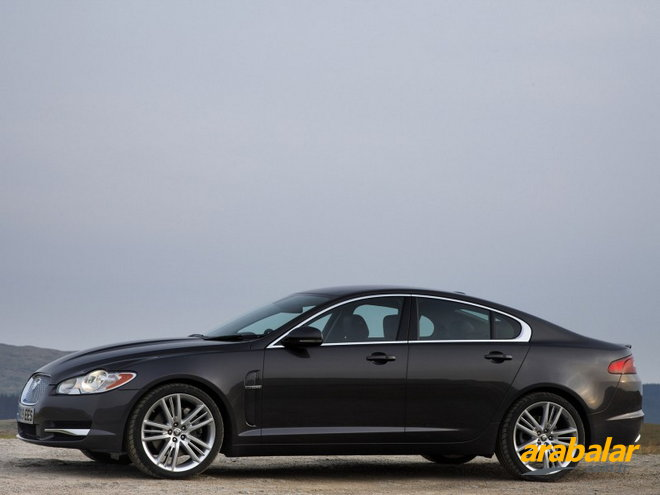 2009 Jaguar XF 2.7 D Luxury