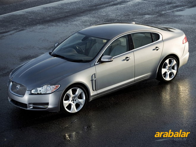 2009 Jaguar XF 3.0 D Luxury