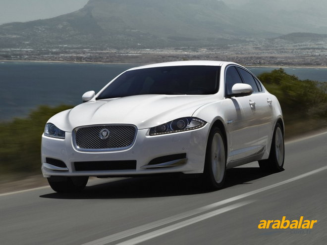 2012 Jaguar XF 2.0 Luxury Portfolio