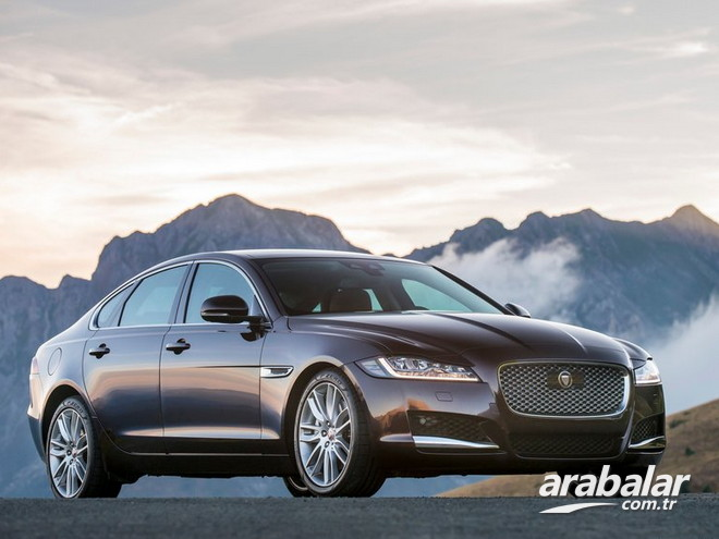 2016 Jaguar XF 2.0 D Prestige Plus
