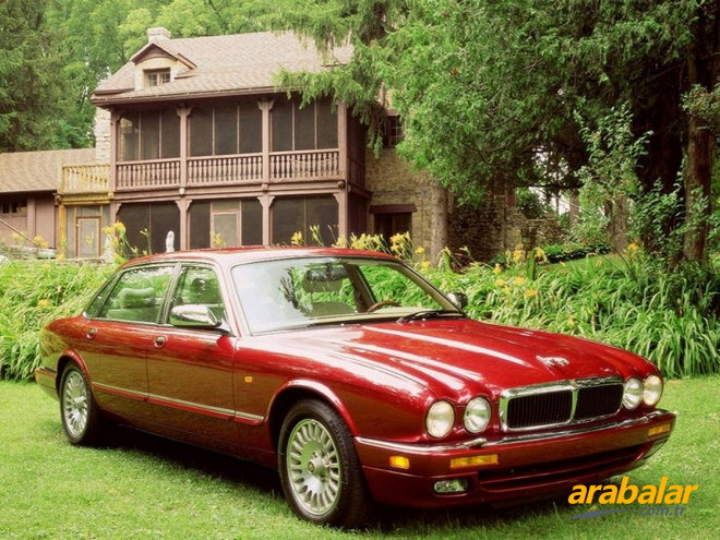 1997 Jaguar XJ 3.2 Executive