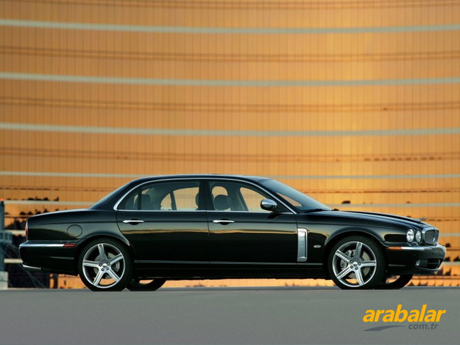 2009 Jaguar XJ XJ8 3.5 Sovereign