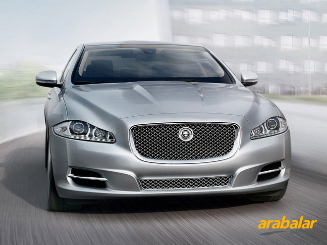 2013 Jaguar XJ 2.0 Premium Luxury LWB