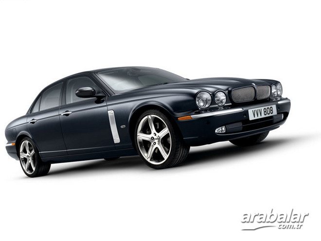 2009 Jaguar XJR 4.0 Super SC